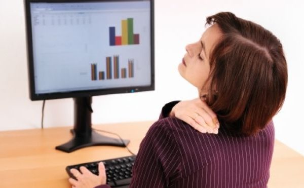 Move Through Neck And Shoulder Tension
